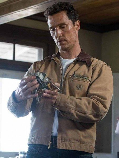 Interstellar Matthew McConaughey Jacket
