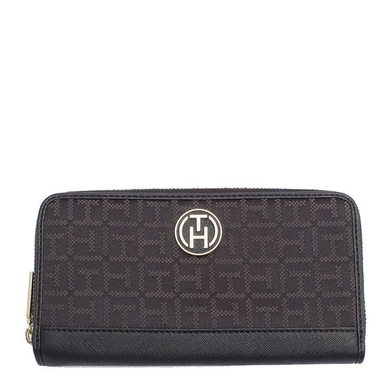 TOMMY HILFIGER Marroquinería Louise Billetera AW0AW00604 002