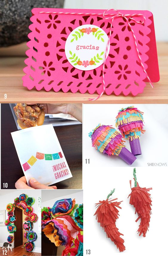Lemon Jitters: 15 DIY Cinco De Mayo Party Ideas | Cinco De ...