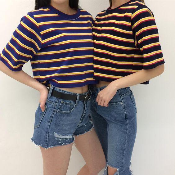 WARDROBE 百搭单品 // T恤也能穿出时尚感, 姐就是就是简约时尚的追随者,我管你爱不爱,我有我的 STYLE!