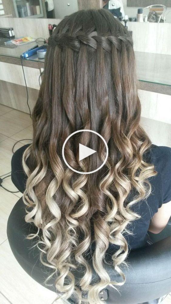 16+ La longue coiffure inspiration