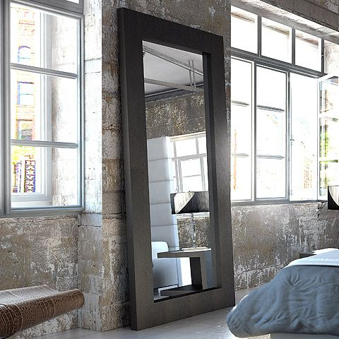 Norfolk Floor Mirror By Modloft