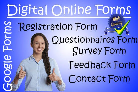 I Will Make Any Type Of Online Form Survey Using Google Forms In 2020 Online Surveys Online Surveys For Money Create Online Survey