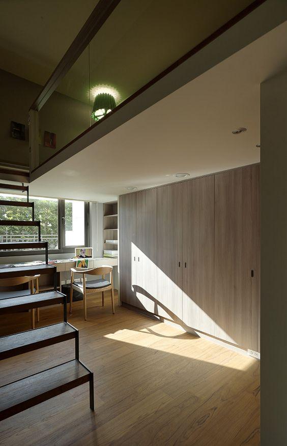 Urban Style HongKong Taiwan Interior Design Ideas Internal House