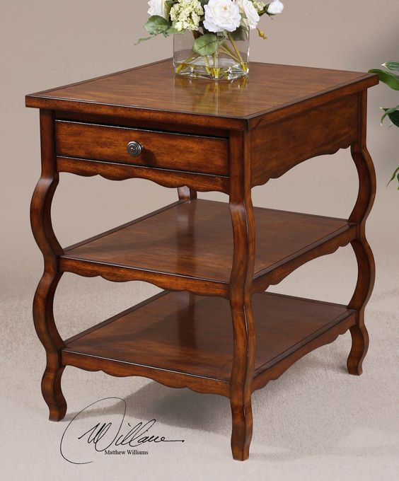 Uttermost Gramercy, End Table