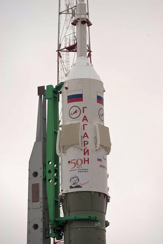Поехали! Старт космического корабля «Союз ТМА-21» «Гагарин» с космодрома Байконур: