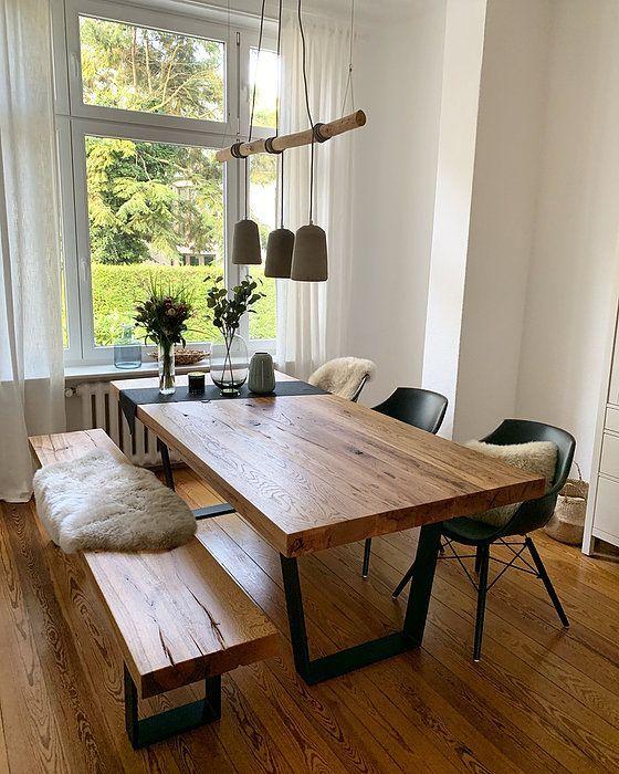 Esstische Aus Eichenholz Altholz Von Holwerk Hamburg Esstisch Ideen In 2021 Dining Room Design Dining Table Dining Room Decor