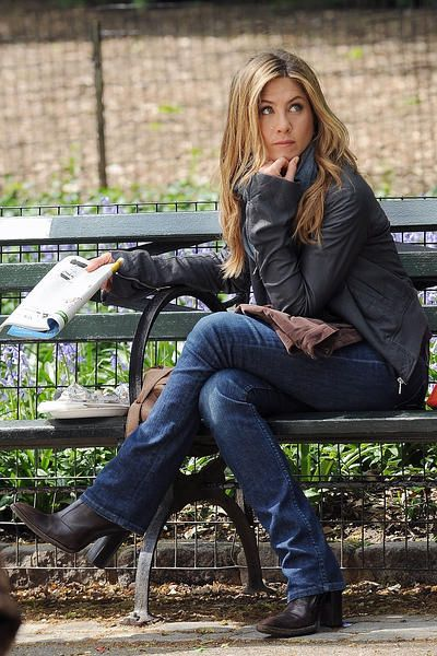 Jennifer Aniston My Style Pinterest Style Abercrombie Jeans And Boots