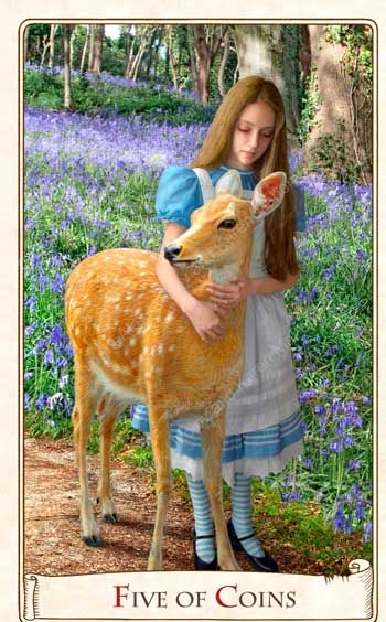 Parallels between Looking Glass and Grimms Tales? Thoughts about the fawn in Through the Looking Glass