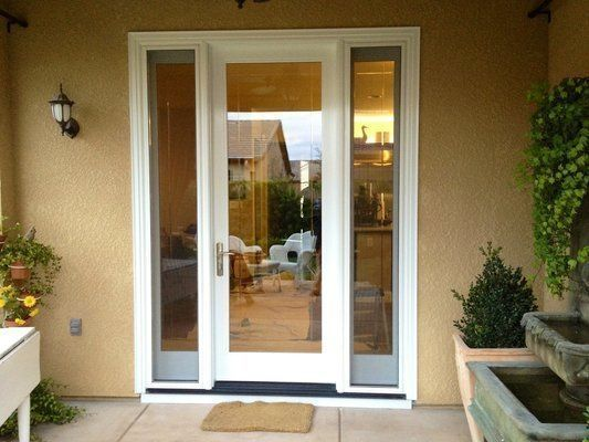 42 Best Exterior House With French Doors In 2020 With Images French Doors Interior Single French Door