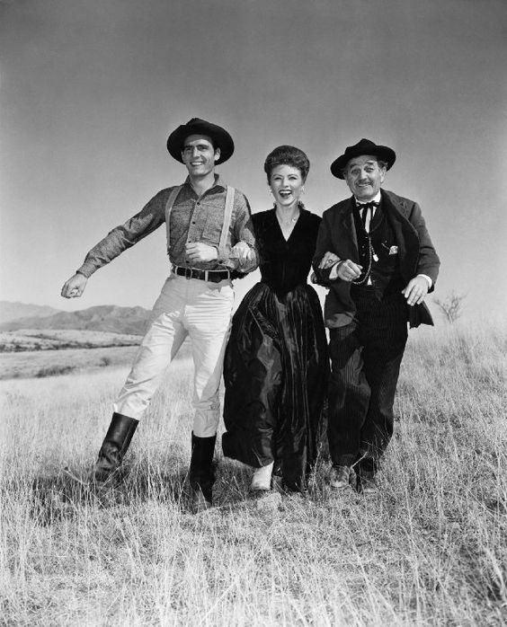Gunsmoke (1955) Photos with Amanda Blake, Milburn Stone, Dennis Weaver