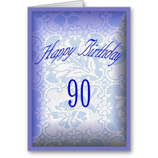 90 years old happy birthday card bookmarktalkfo Image collections