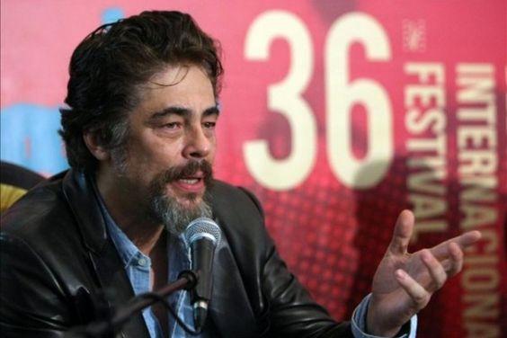 Benicio del Toro: Pablo Escobar fue un talento perdido, extraviado  Foto: EFE