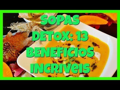Receita E Como Fazer E Preparar A Sopa De Legumes Para Emagrecer