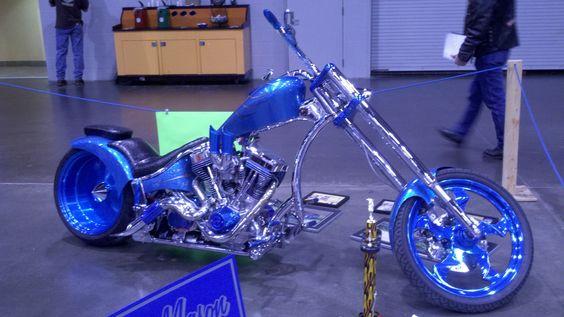 "Custom Build ""Cincinnati, Ohio Cavalcade of Customs 2012"""