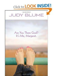 Are You There God? It's Me, Margaret.: Judy Blume