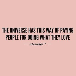 Look around and you'll notice it too. ✨ Join the #Bossbabe Netwerk™ (Click The Link In Our Profile Now! )