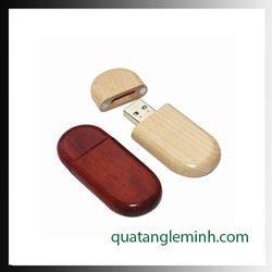 USB quà tặng - USB gỗ 015