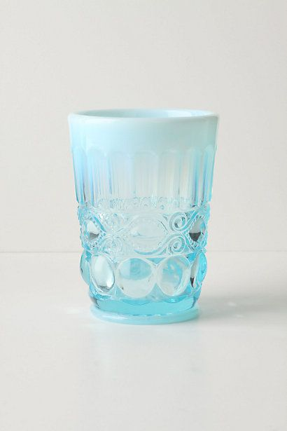 I think a set of these fabulous tumblers belongs in my kitchen