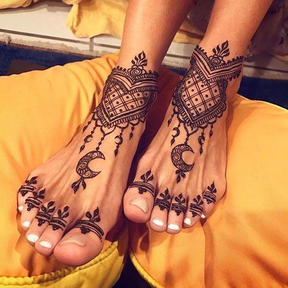 Pin On Gopi Henna Designs