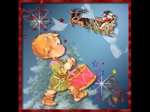 Villancicos El Niño Del Tambor El Tamborilero Musica Navideña Youtube Villancico Navidad Musica Cancion De Navidad