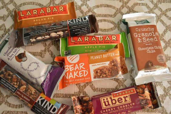 We really love the all-natural snack bars, they don't have added junk ingredients like other popular brands. Take a look and see some of our favorites and why we love 'em!