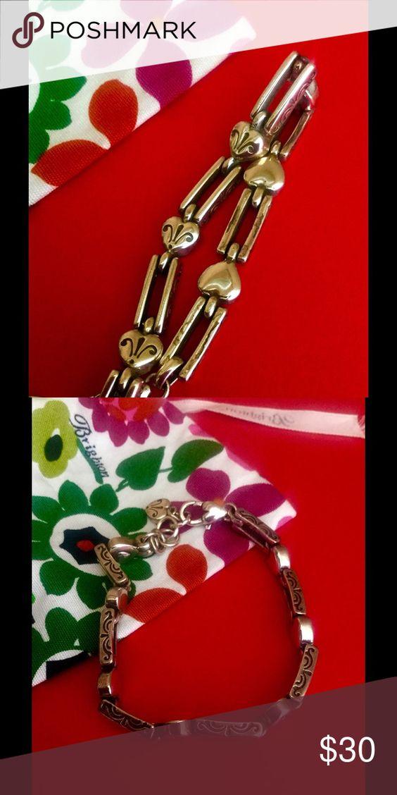 Brighton bracelet Brighton heart bracelet Brighton Jewelry Bracelets