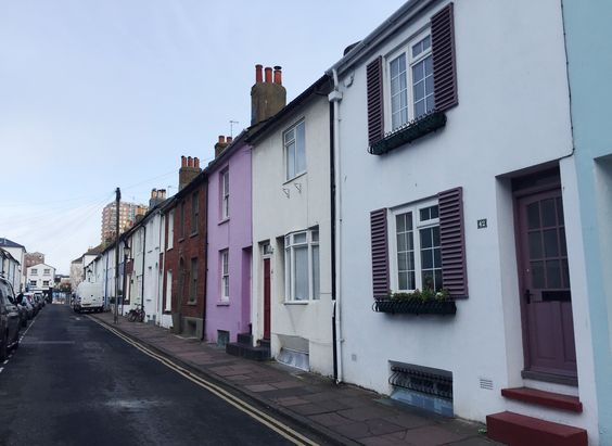 Stroll in Brighton