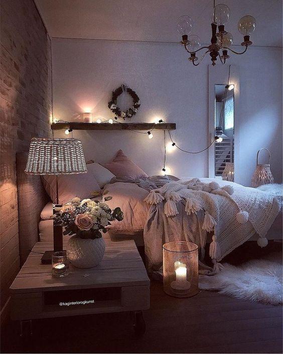 48 Amazing Bohemian Bedroom Decor Ideas That Are Comfortable