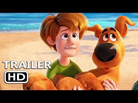 Scoob Official Trailer 2020 Scooby Doo Movie Youtube In 2020 Scooby Doo Movie Animated Movies Animation Movie