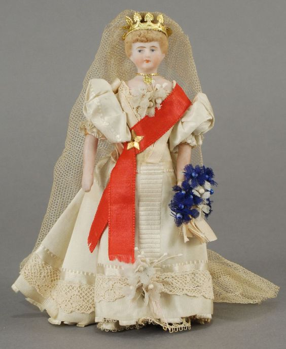Dollhouse Doll from carmeldollshop on Ruby Lane