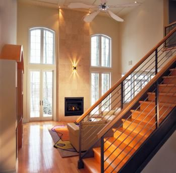 Best Contemporary Stairs Stair Spindles And Stairs On Pinterest 400 x 300