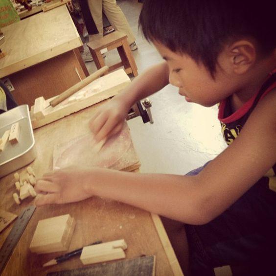 木工系男子。