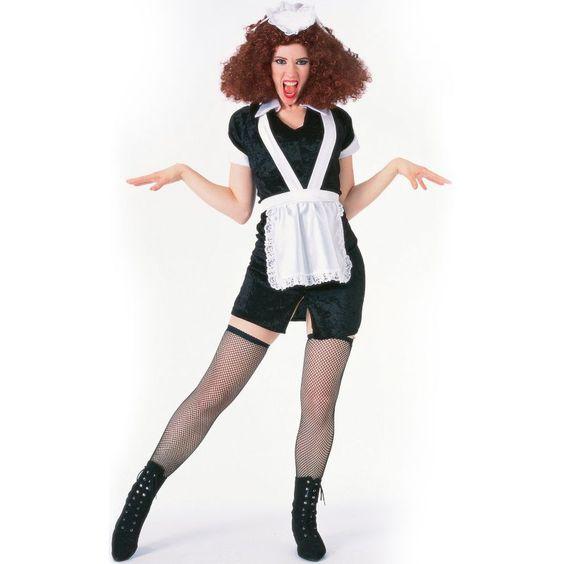#rockyhorrorpictureshow Magenta #costume #hapyhalloween