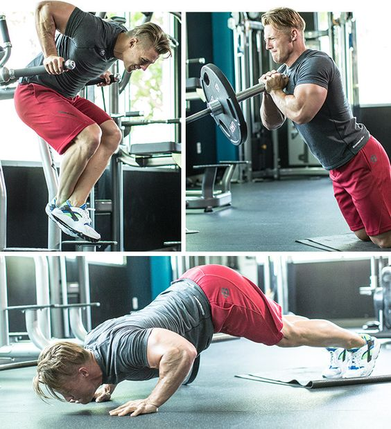 chest workout with dumbbells without a bench 28 images