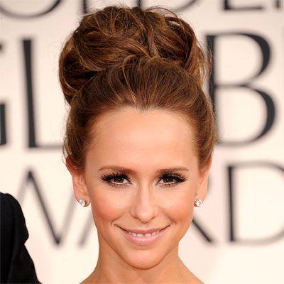 Groovy Buns High Bun And Jennifer Love On Pinterest Hairstyle Inspiration Daily Dogsangcom