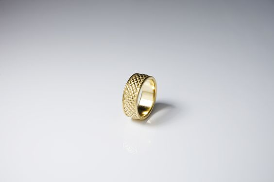 #Vermeilring #Ring #Vermeil #Newsnake #Handmade #Corpuschristi Click on the image to see more