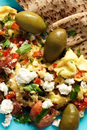 Dr. Oz's healthy vegitarian recipes!