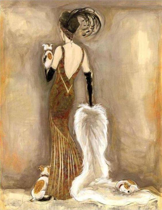 Karen Dupré -- Art Deco