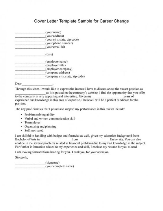 Cover Letter, Cover Letter Openings In Summary Essay Of Give You - cover letter for career change