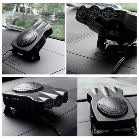 Defrost And Defog Car Heater Heater Heating And Cooling Car