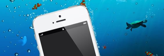 Incrível: iPhone funciona normalmente depois de passar 6 meses embaixo d'água