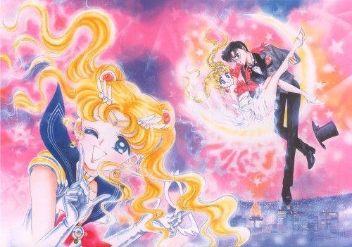 Naoko Takeuchi, Toei Animation, Bishoujo Senshi Sailor Moon, Tuxedo Kamen, Mamoru Chiba