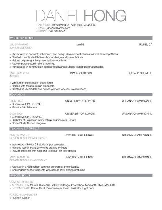 The Modern Resume Designs Modern resume, Modern and Career - header for resume
