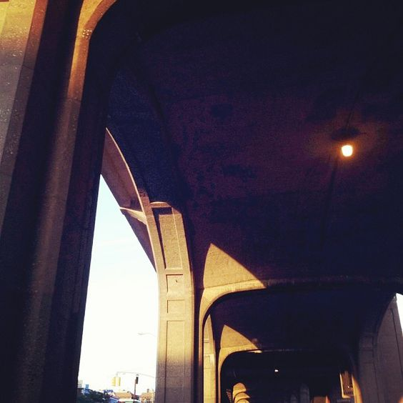 The Bridge Above #nyc #iphoneography #beautiful #composition #instagood #fineart #instaphoto #photooftheday #photocommunity  #picoftheday #bestoftheday www.KenStachnik.com