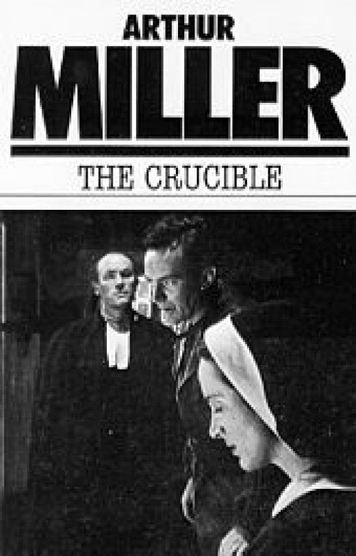 the crucible and mccarthy trials essays Similarities between the crucible and mccarthyism essays the crucible is a play that explains the story of the salem witch delusion arthur miller, the acclaimed.