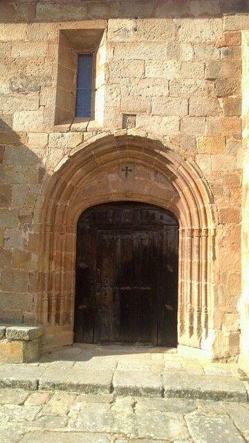 Salas de los infantes. Castilla.