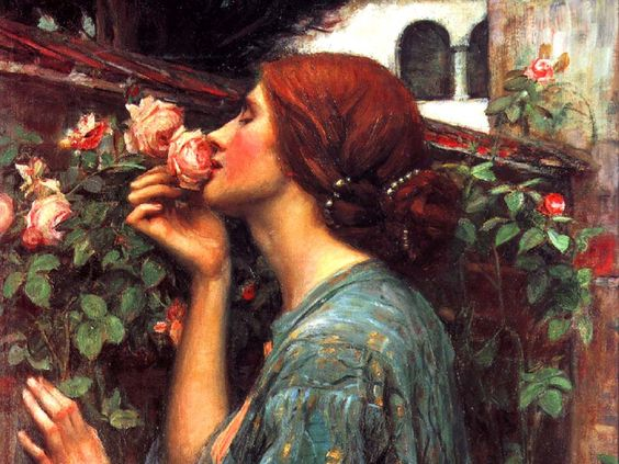 pandora painting waterhouse | John William Waterhouse, paintings, fotos - silencio pensamiento y voz