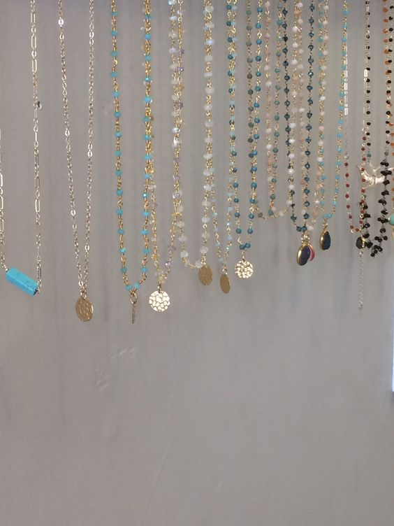 LOVE!  Email them for their Spring/Summer collection.  32degreesnorthjewelry@gmail.com