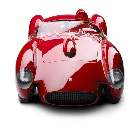 Ralph Lauren's 1958 Ferrari 250 TR Testarosa
